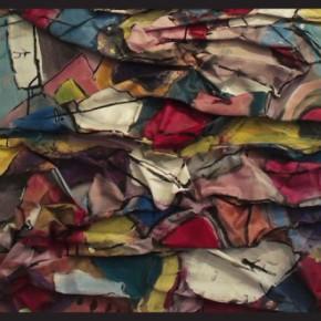Christine Etchevers, le pli sous la couleur