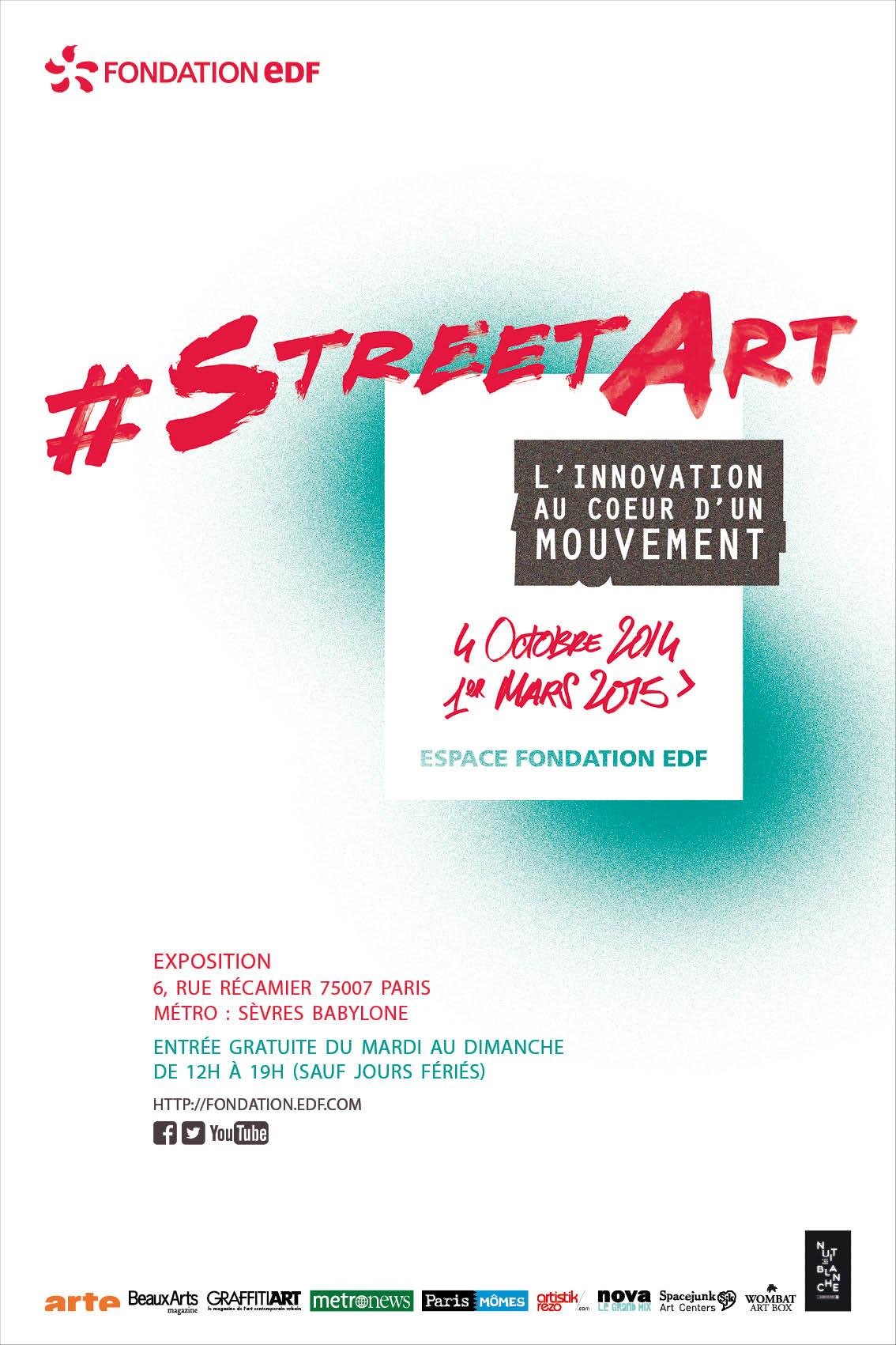 affiche street art