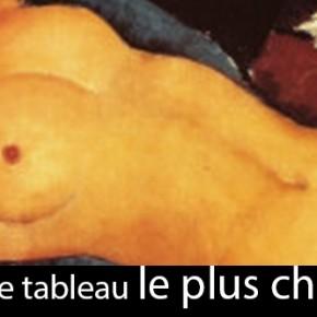 Un Modigliani devient le 2e tableau le plus cher du monde
