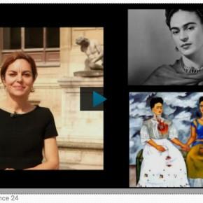 ActuElles: une émission de France 24 sur les femmes artistes