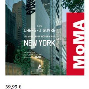 Beau livre: Les chefs-d'œuvre du MOMA