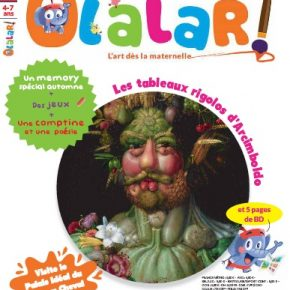 Olalar: nouveau magazine sur l'art