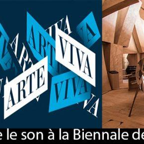 Xavier Veilhan monte le son à la Biennale de Venise