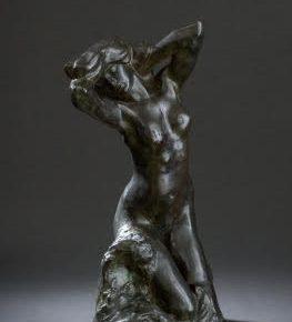 Mise en vente d'un rarissime Rodin