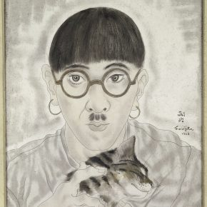 Foujita, les années folles au musée Maillol