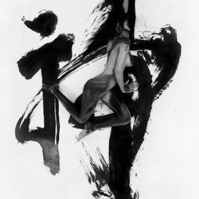 Chris Calvet, le corps et le signe