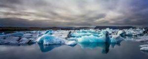Les merveilles éphémères, Islande, 2014, 195 x 95 cm
