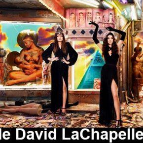 Le projet ultime de David LaChapelle
