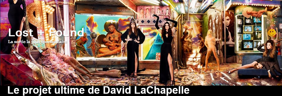 Le projet ultime de David LaChapelle