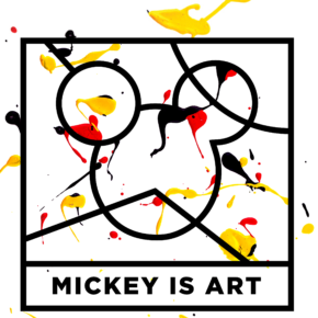 Concours Mickey Is Art