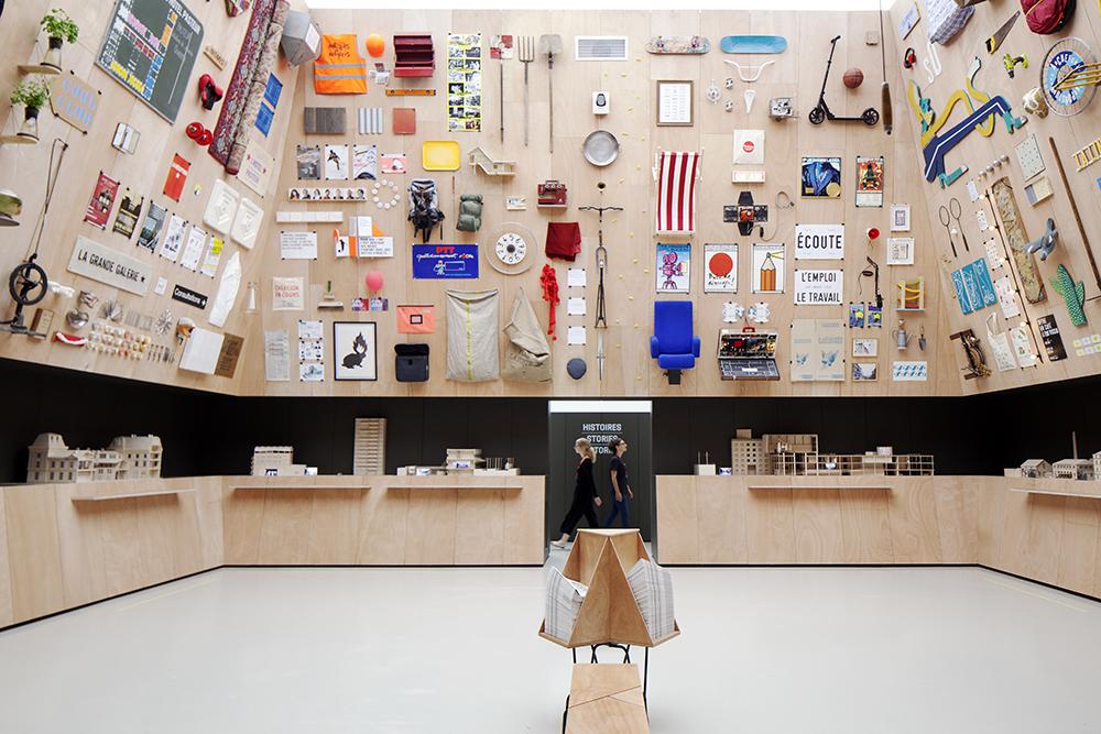Pavillon français - Biennale de Venise (c) S. Scher