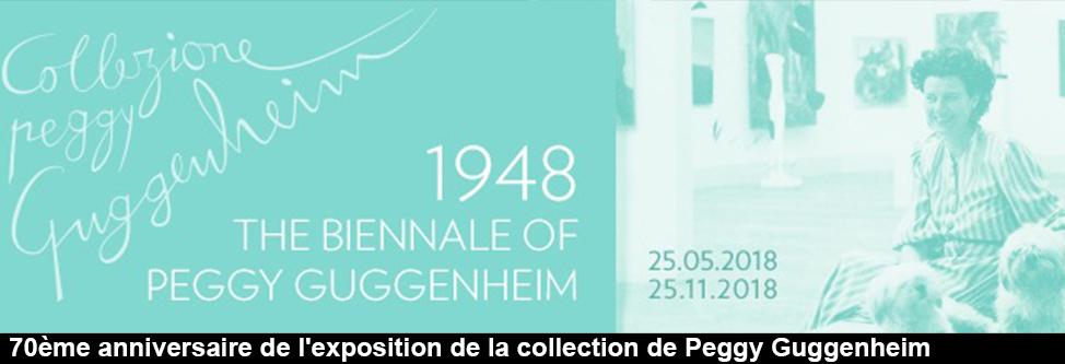 1948 : retour sur la biennale de Peggy Guggenheim