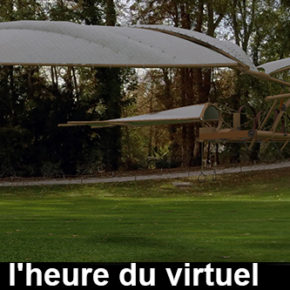 Léonard de Vinci à l'heure du virtuel