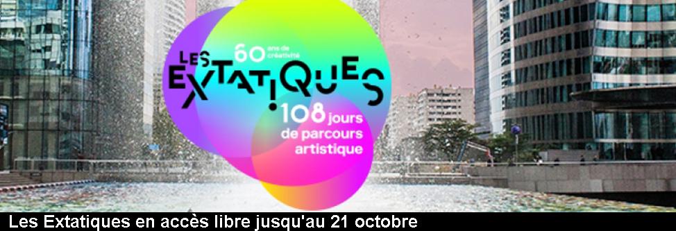 Les Extatiques, 108 jours de parcours artistique