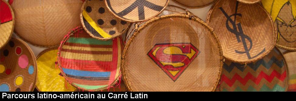 Parcours latino-américain au Carré Latin