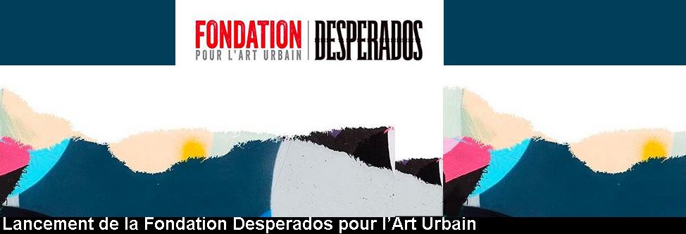 Lancement de la Fondation Desperados pour l'Art Urbain