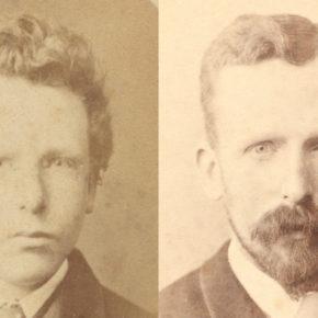 Révélation scientifique sur une photographie de Vincent Van Gogh