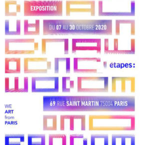 WE ART from PARIS organise la RANDOM FACTORY