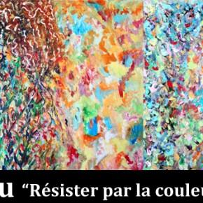 Patrick Mamou, résister par la couleur