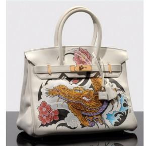 Hermès: vente exceptionnelle aux enchères