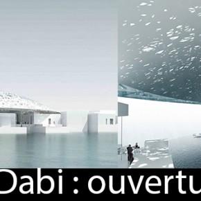 Louvre Abu Dhabi: ouverture en 2016