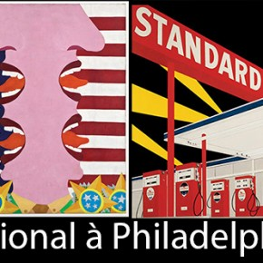 Pop Art international à Philadelphie