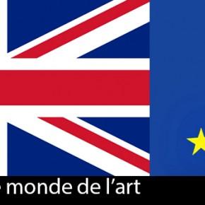 Le Brexit fait réagir le monde de l'art