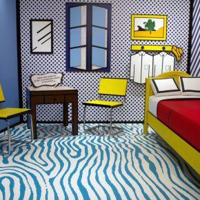 Roy Lichtenstein à Amsterdam