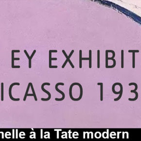 Picasso : exposition exceptionnelle à la Tate modern