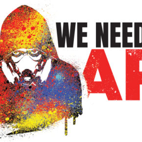 We Need Art, nouvelle plateforme Street-art