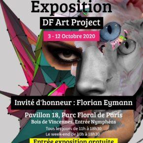 Lancement d'un nouvel collectif artistique au Parc Floral de Paris