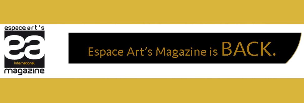 Espace art's magazine revient