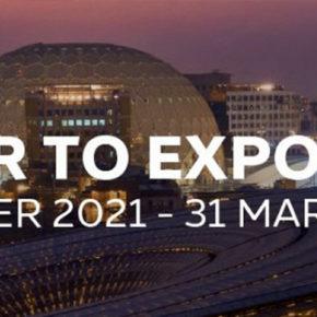 1er octobre 2021 - Ouverture de l'Exposition universelle